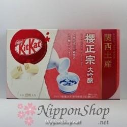 KitKat Regional Edition - Sakura Masamune Daiginjo Sake