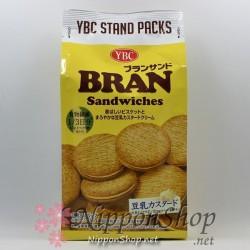YBC BRAN Sandwiches - Tonyu Custard