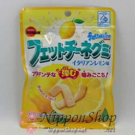 Fettuccine Gummy - Lemon