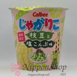 Jagariko - Edamame & Shio Kombu