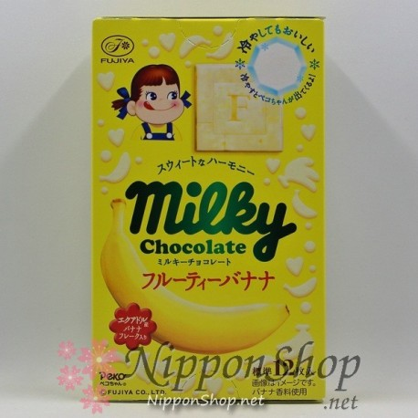 MILKY Carrè - Fruity Banana