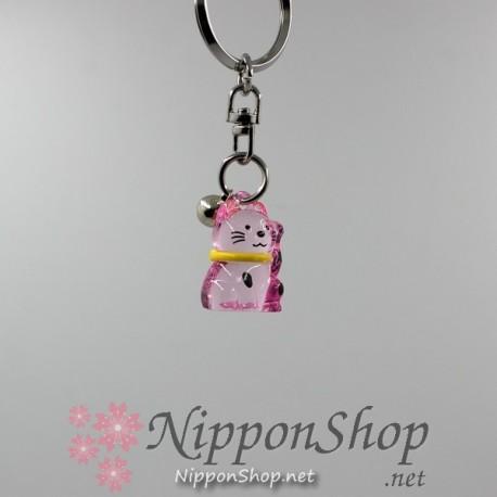 Manekineko Crystal - Pink