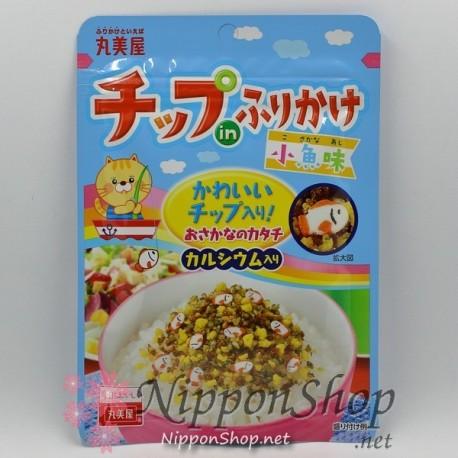 Chip in Furikake - Sakana