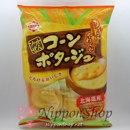 Soft Senbei - Corn Potage