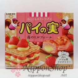 Pie no mi - Erdbeer Mille-feuille