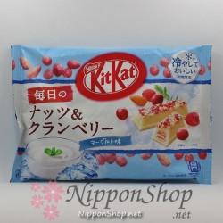 KitKat Chocolatory - Nuts & Cranberry Joghurt
