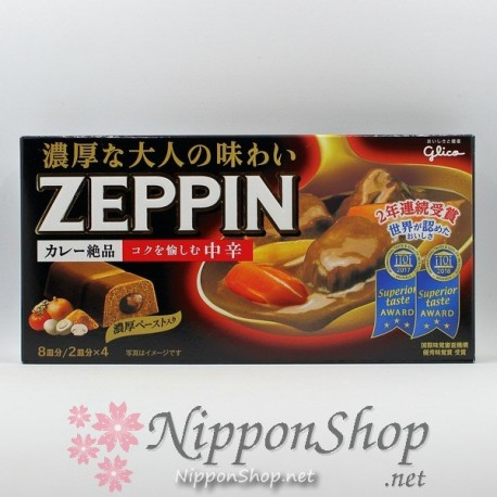 "ZEPPIN Curry ""Chuukara"" - Family Size"