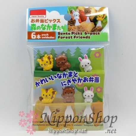Bento Picks - Forest Friends