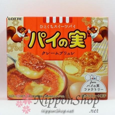 Pie no mi - Crème Brûlée