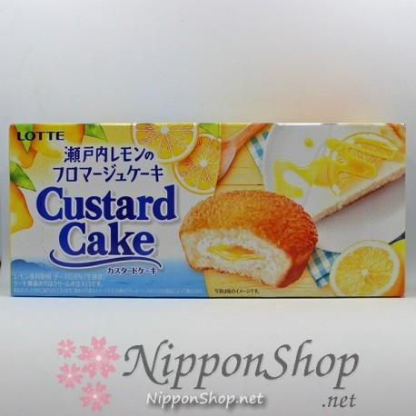 Custard Cake - Setonai-Lemon Fromage Cake