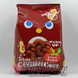Caramel Corn - Choco & Peanuts