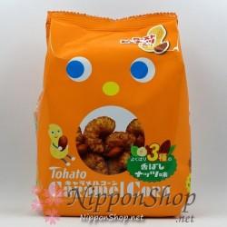 Caramel Corn - 3 Nuts