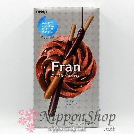 FRAN - Double Chocolate