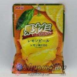 Meiji Premium Kaju Gummy - Lemon