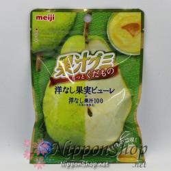 Meiji Premium Kaju Gummy - Birne