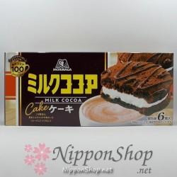MILK COCOA Cake