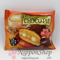 Choco Pie Premium - Houjicha Latte