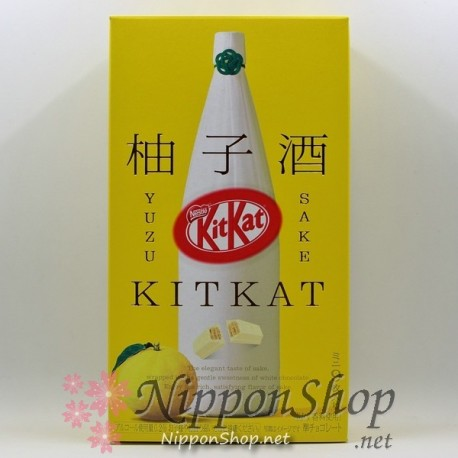 KitKat Yuzushu