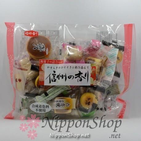 Shinshu no Kaori - Wagashi Mix