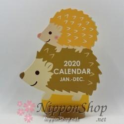 Tischkalender 2020 - Harinezumi