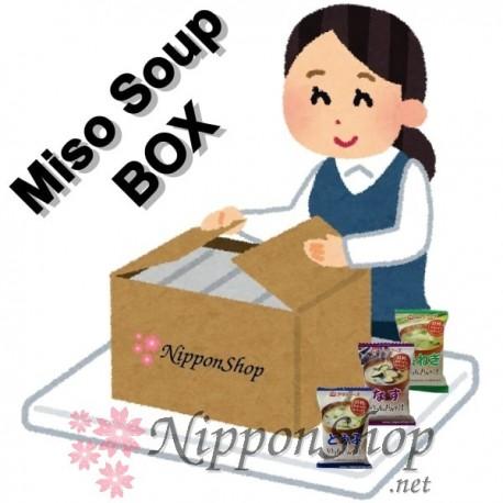 Miso-Suppen BOX