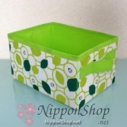 Foldable box - tea design