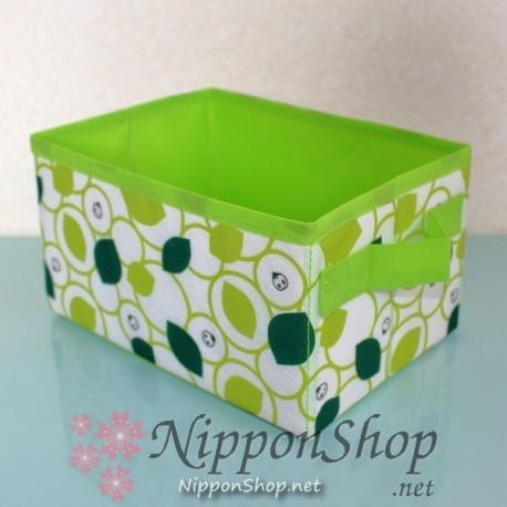 Foldable box - tea design