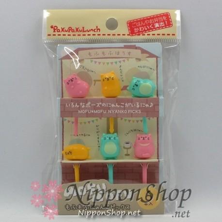 Bento Picks - Mofu Mofu Nyanko