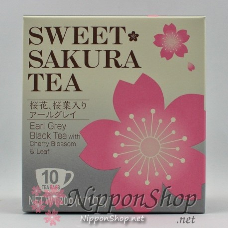 Sweet Sakura Earl Grey