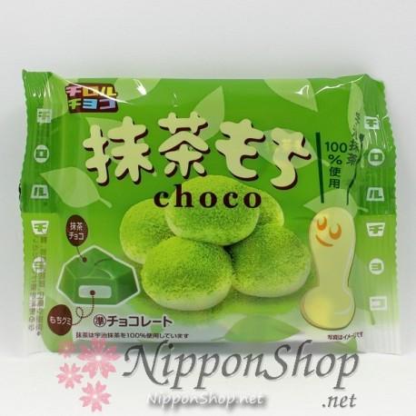 TIROL Choco - Matcha Mochi