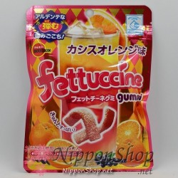 Fettuccine Gummy - Cassis Orange