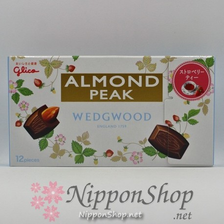 Glico ALMOND Peak - WEDGWOOD
