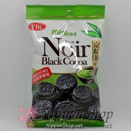 Noir Black Cocoa minis - MATCHA