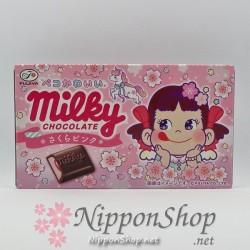 MILKY Chocolate - Sakura Pink
