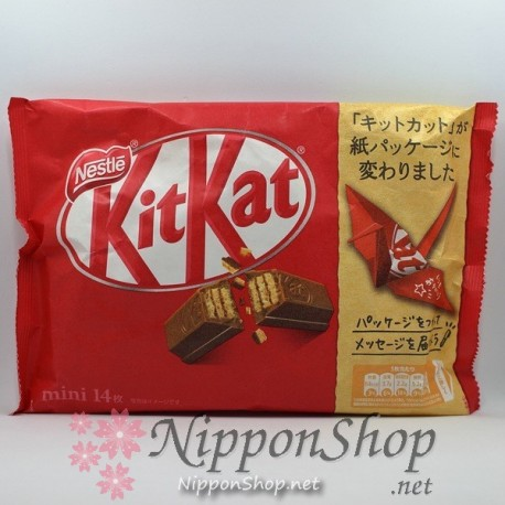 KitKat Milchschokolade