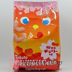 Caramel Corn - Sakura Cherry