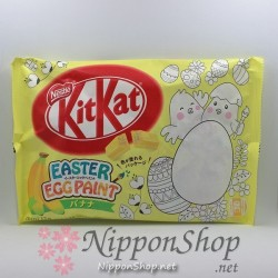 "KitKat ""Easter Egg Paint"" Banana - Origami Edition"