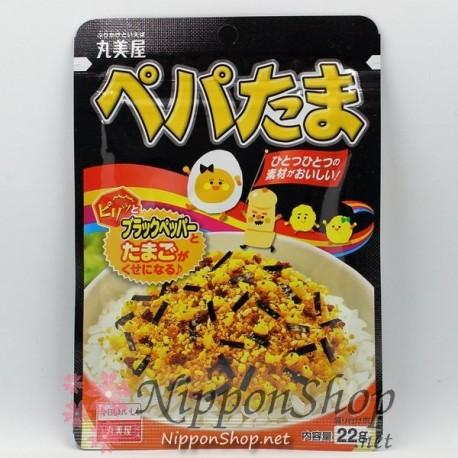 Peppertama Furikake