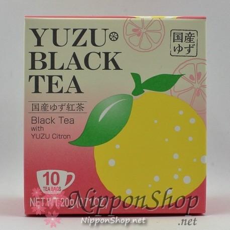 Yuzu Citron Black Tea