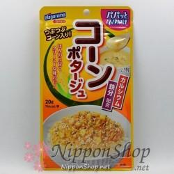 Corn Potage Furikake