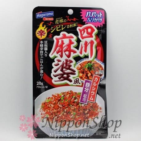 Sichuan Mapo Tofu Furikake