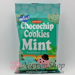 mini Chocochip Cookies Mint