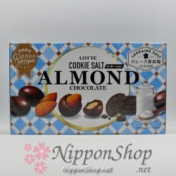Cookie Salt ALMOND chocolate