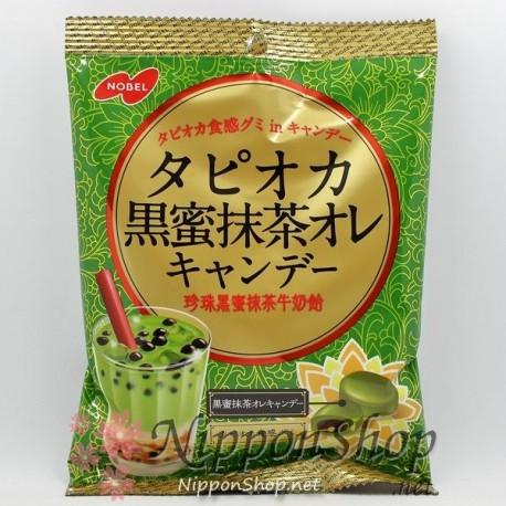 Tapioka Kuromitsu Matcha au lait
