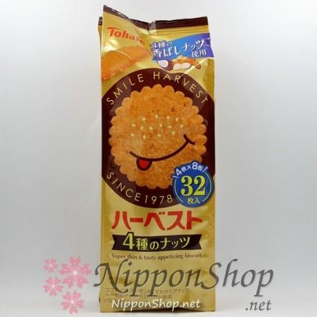 HARVEST - 4 Nuts