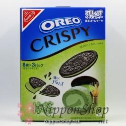 OREO CRISPY - Matcha Rollcake