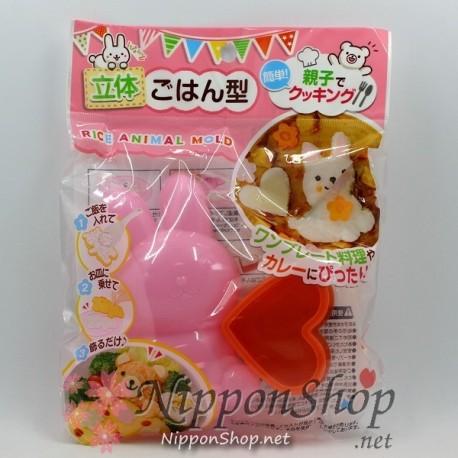 Reisform - Hase mit Herz