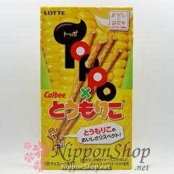 TOPPO x Calbee Toumoriko