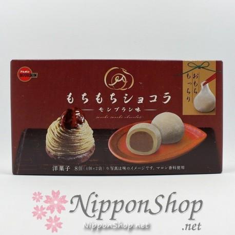 Mochi Mochi Chocolate - Mount Blanc