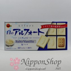 ALFORT mini - Salty Vanilla